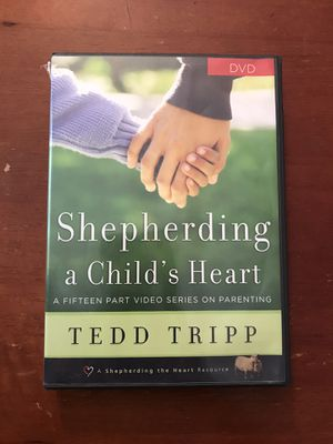 Shepherding a Child's Heart 15 DVD set for Sale in Upland, CA