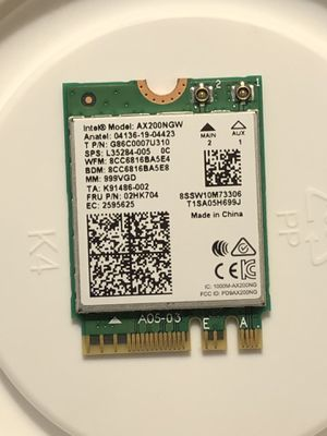 Intel WiFi 6 AX200 chip for Sale in Puyallup, WA