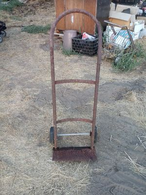 Barrel back hand truck for Sale in Turlock, CA