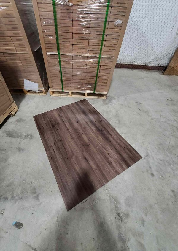 Luxury Vinyl Flooring Only 60 Cents A Sq Ft