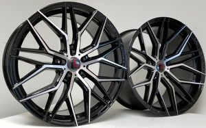 "20"" staggered Flow Formed wheels new in boxes 5 lug 5x112 & 5x114.3 for Sale in Pembroke Pines, FL"