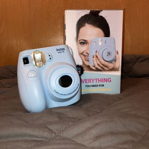 Instax Mini 7s Polaroid With Accessory Kit for Sale in Vancouver, WA