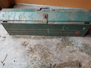 Vintage Tool Box Wards Master Quality for Sale in Portland, OR
