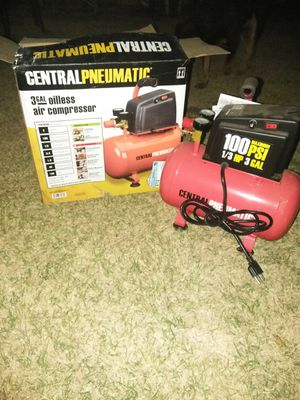 Mini compressor for Sale in Stockton, CA