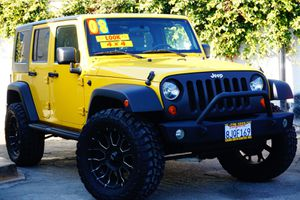 2008 Jeep Wrangler for Sale in East Los Angeles, CA