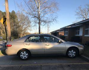 2005 Honda Accord for Sale in Monroe, GA