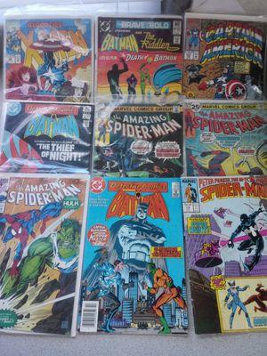 Comics books for Sale in Bloomington, CA