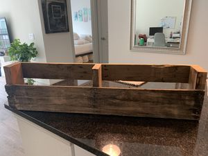 Free Pallet Shelf for Sale in Houston, TX