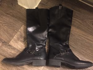 Black Boots Size 7! for Sale in Gilbert, AZ