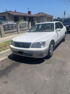 ***1998 LEXUS LS400** for Sale in Wilmington, CA
