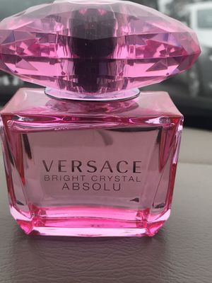 Versace Bright Crystal Absolu for Sale in Hernando, FL