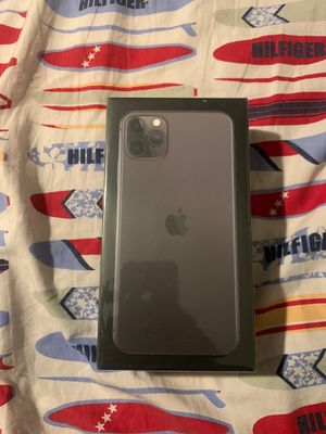 iPhone 11 Pro Max 256GB Verizon brand new for Sale in Upper Marlboro, MD