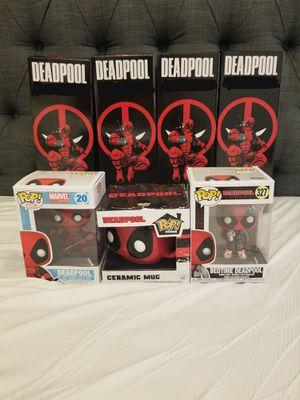 Deadpool for Sale in Huntington Park, CA