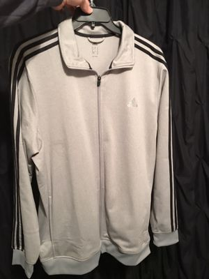 Adidas 3 stripe jacket for Sale in Lake Charles, LA