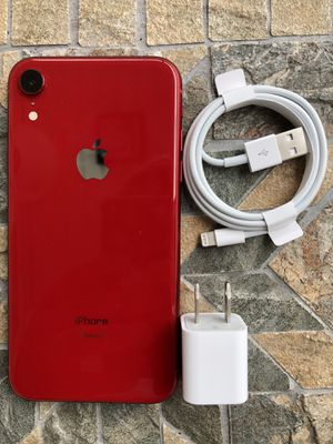 iPhone XR sprint carrier 64gb for Sale in Waltham, MA