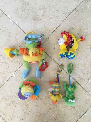 Rattle Toys for Sale in Los Angeles, CA