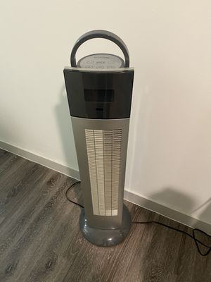 BROOKESTONE MIGHTY MAX TOWER FAN for Sale in Delray Beach, FL