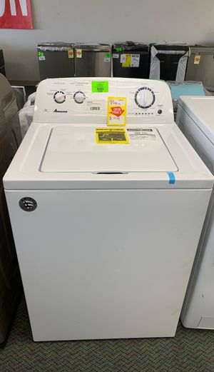 BRAND NEW AMANA NTW4516FW WASHER for Sale in Lawndale, CA