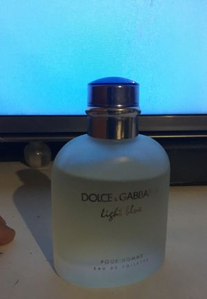 Dolce & gabbana light blue used a bit 60 for Sale in Lynwood, CA