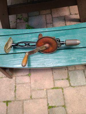 Goodell Pratt Shoulder Hand Drill for Sale in Elizabethtown, PA