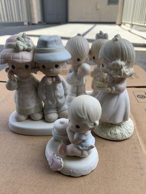 (4) Precious moments figurines for Sale in Tujunga, CA