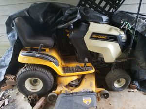 Cub cadet 52in riding lawn mower for Sale in Loganville, GA