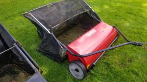 "Craftsman 42"" lawn sweeper for Sale in Bothell, WA"