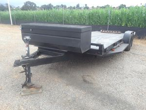 Car or truck or bobcat .H.D trailer for Sale in San Antonio, TX