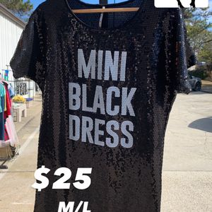Mini Dress M/L for Sale in Douglasville, GA