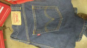 Free Pair of levies 505 missing zipper don't ask lol for Sale in Vancouver, WA