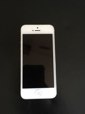 Locked iPhone 5 for Sale in Laveen Village, AZ