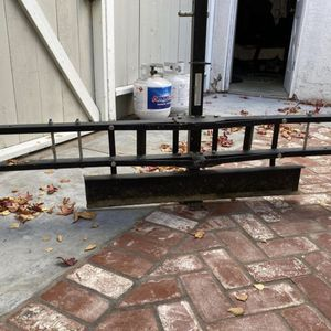 Motorcycle Trailer Hitch Carrier Transport Ramp Towing for Sale in San Rafael, CA