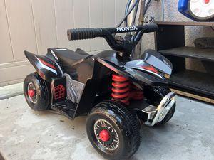 Kids ride on ride Honda for Sale in Fresno, CA