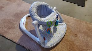 Fisher Price Sit Me Up Floor Seat for Sale in Cumberland, RI