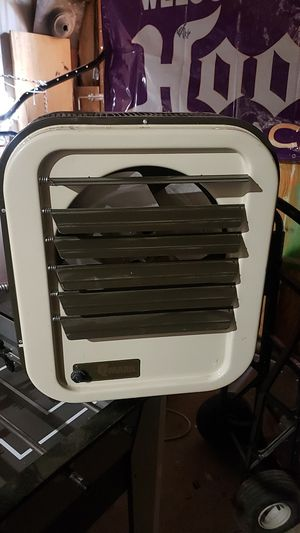 Qmark commerical heater 3 faze for Sale in Tulsa, OK