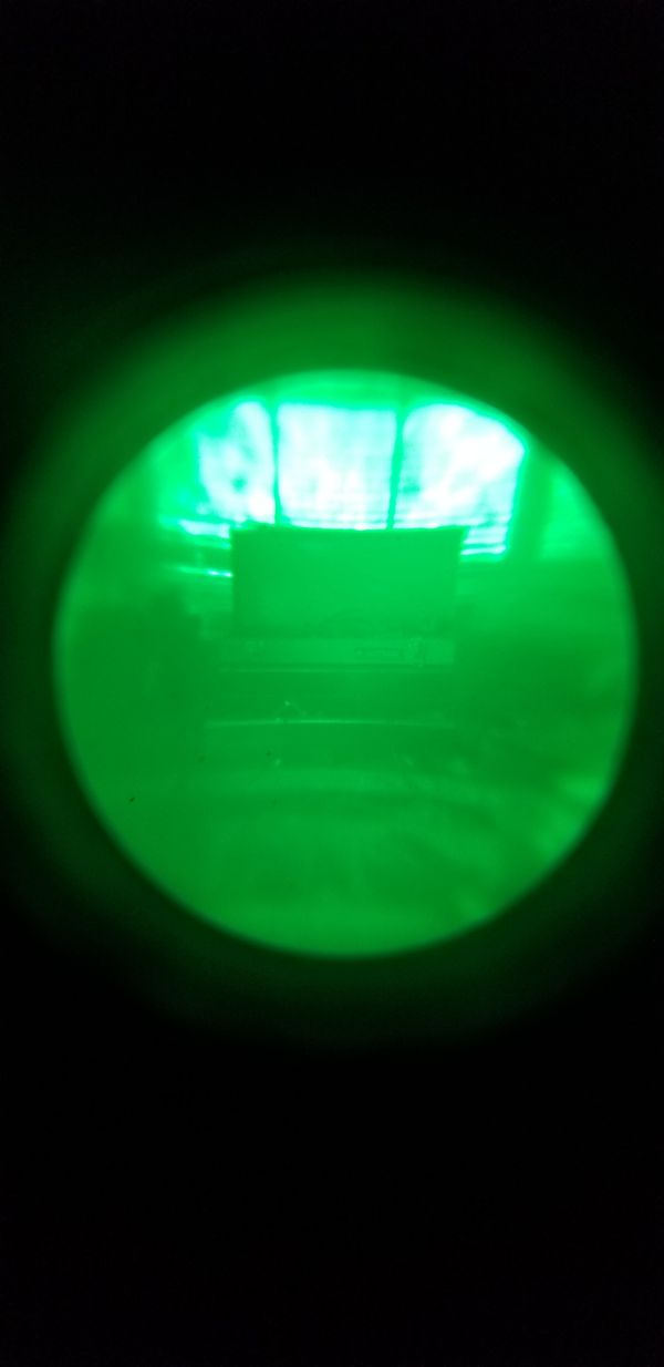 MOONLIGHT Night Vision (USE FOR PARTS OR REPAIR)