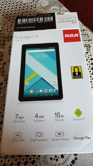 Tablet it's brand new for Sale in Fremont, CA