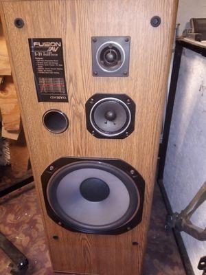 Onkyo speakers for Sale in Santa Ana, CA