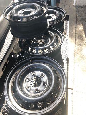 Sprinter Rims R16 (Black) for Sale in Arlington, WA