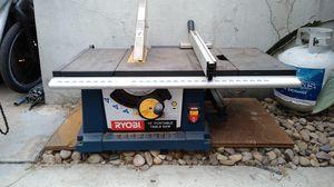 "RYOBI 10"" INCH,,,TABLE SAW,,, for Sale in San Diego, CA"