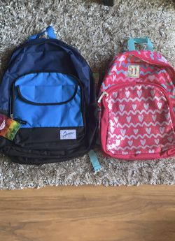 New with tags Boys and girls Bookbags Backpack for Sale in Alexandria,  VA