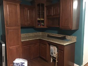 Counter top with cabinets. for Sale in Dumfries, VA