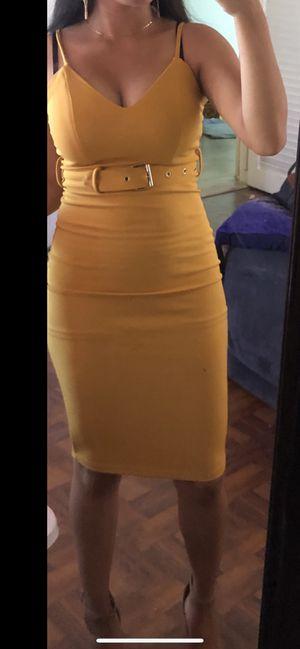 Yellow dress SX for Sale in San Jose, CA