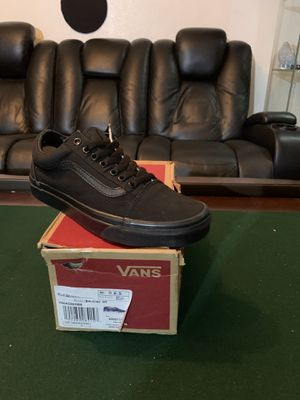 $60 VANS size men: 6.5 women: 8 for Sale in Corona, CA