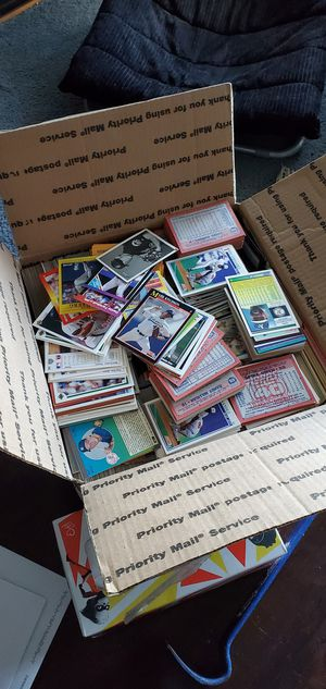 Baseball cards 30 or best offer for Sale in Vancouver, WA