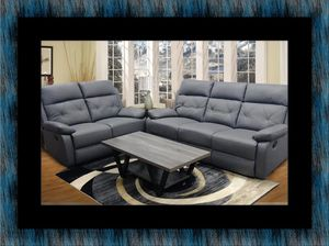 8102 recliner sofa and loveseat for Sale in Washington, DC