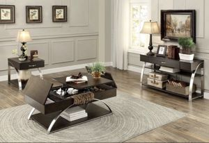 Coffee table with storage brand new for Sale in Corona, CA