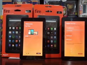 Amazon Fire Tablets 5th Generation for Sale in Evergreen Park, IL