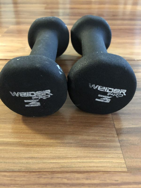 Weights (dumbbells)