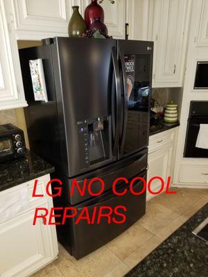 Appliance repair LG refrigerator repairs/ Kenmore for Sale in Houston, TX